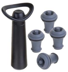 bomba-vacio-concerto-para-botellas-de-vino-con-4-tapones-accesorios-para-el-vino-online