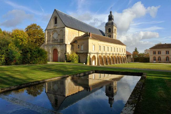 abadía de hautvillers
